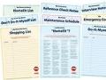 AARP HomeFit worksheets