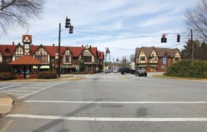 Avondale Estates, Georgia, at present