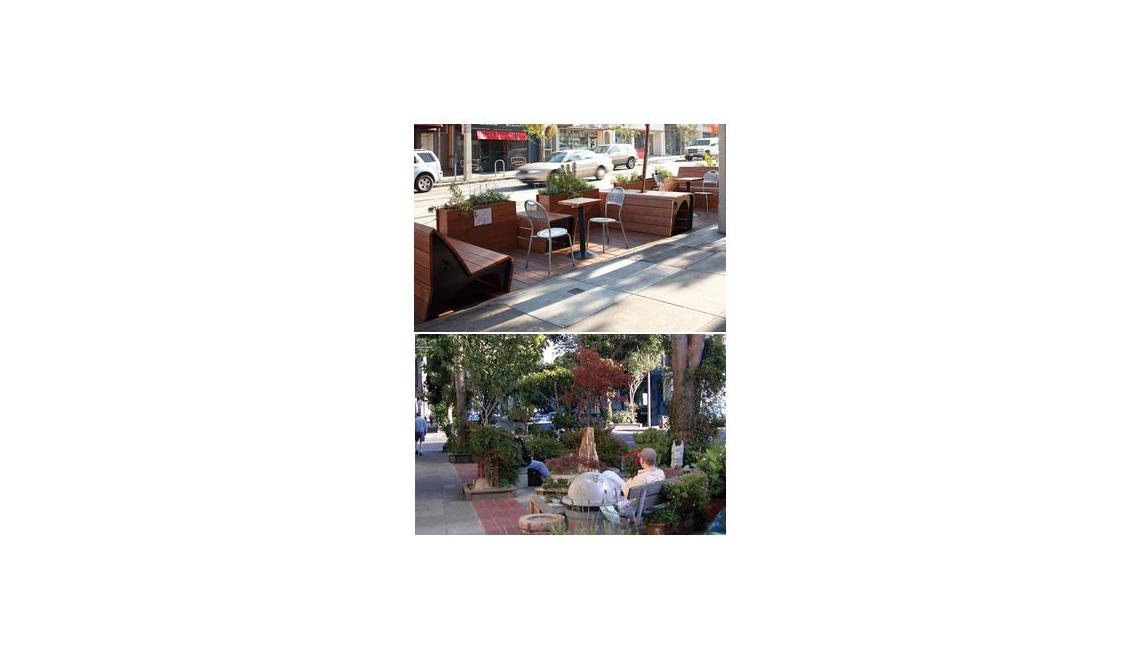 Parklets, Pocket Parks, Pop Up Spaces, Livability Index, Livable Communities
