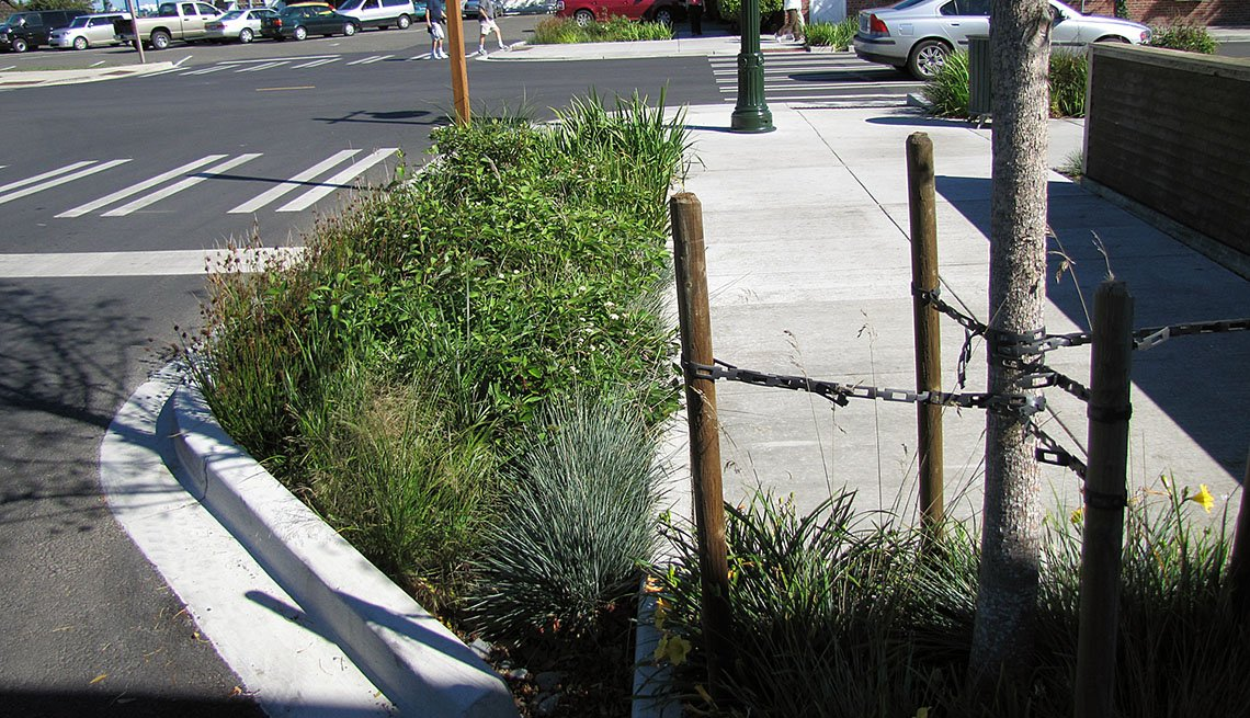 Rain Gardens, Street, Sidewalk, Livability Index, Livable Communities
