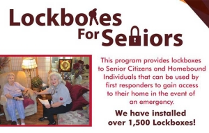 Lockboxes for Seniors pamphlet
