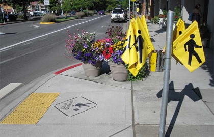 PedFlags in Kirkland, Washington