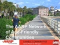 AARP Network of Age-Friendly Communities