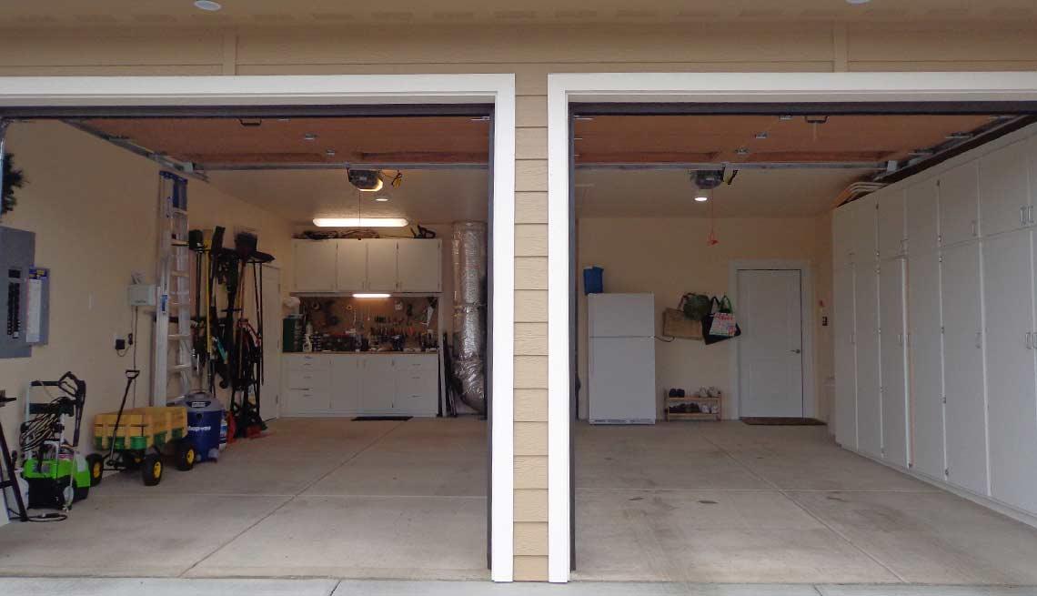 Take a Tour of Our Lifelong Home, garage