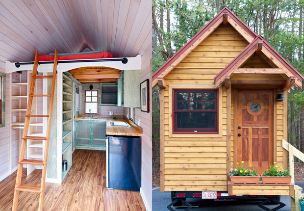 Remarkable Slideshow Tiny Houses For People Of All Ages Aarp Largest Home Design Picture Inspirations Pitcheantrous