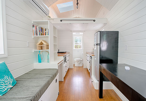 slideshow tiny houses for people of all ages aarp. Black Bedroom Furniture Sets. Home Design Ideas