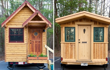 Groovy The Tiny House Movement And Livable Communities Aarp Largest Home Design Picture Inspirations Pitcheantrous