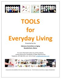 "Cover page of ""Tools for Everyday Living"""