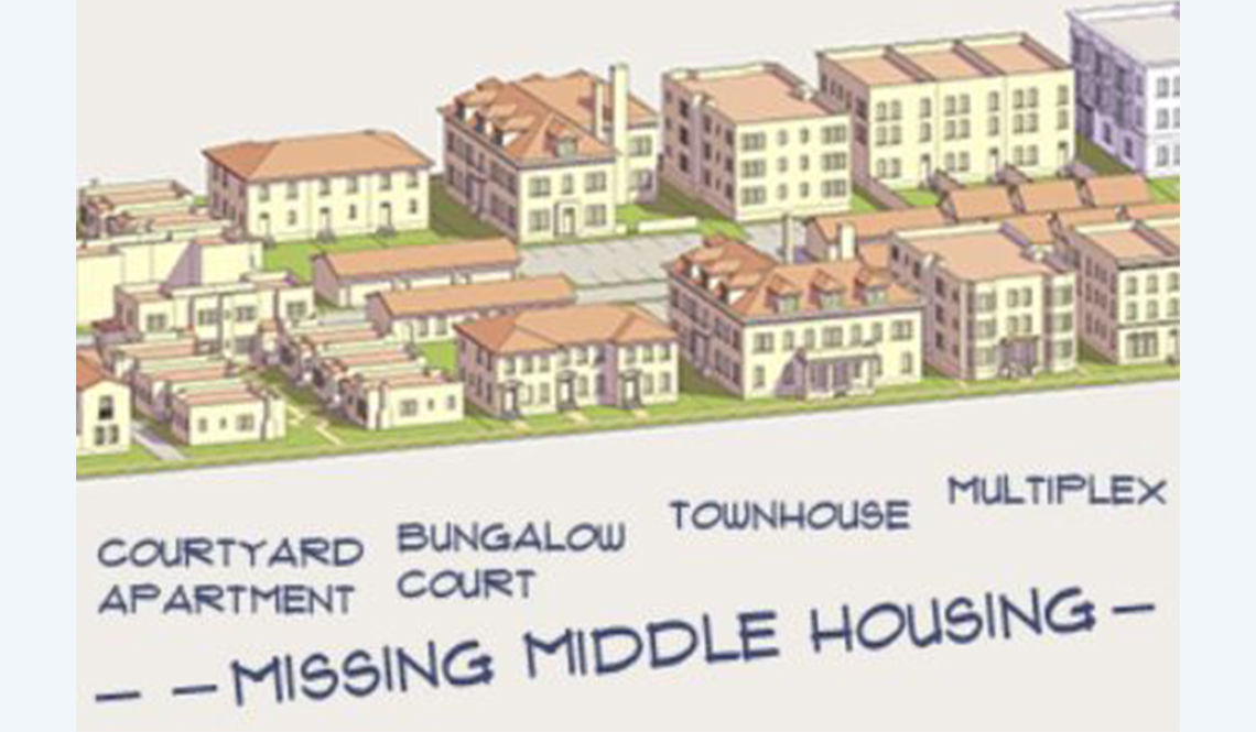 Examples of Missing Middle Housing