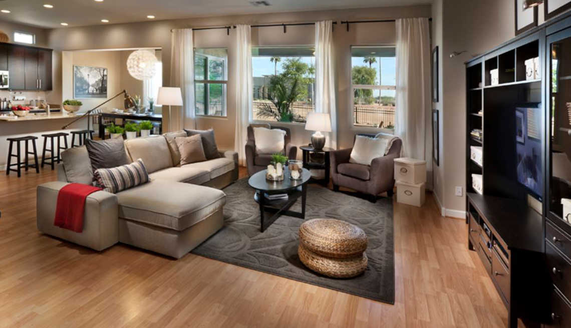 Living Room, Perlman Architects, Home Within A Home, Livable Communities