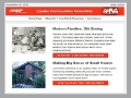 Sample issue of the AARP Livable Communities eNewsletter