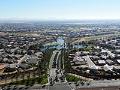 A bird's-eye view of the City of Maricopa, Arizona