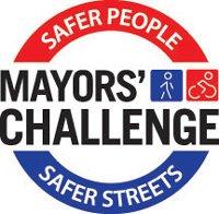 Safer People, Safer Streets Mayors' Challenge logo