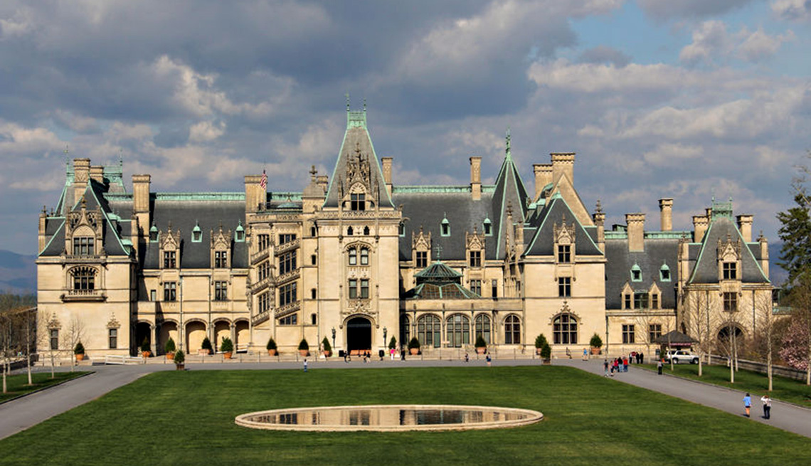 Biltmore Mansion, Asheville, North Carolina, Tourist Attraction, Livable Communities, 5 Questions With Gary Jackson