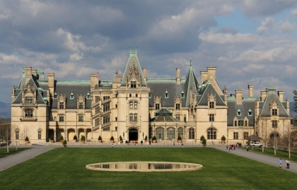 The Biltmore Estate, Asheville, North Carolina
