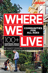 Cover of the AARP book Where We Live