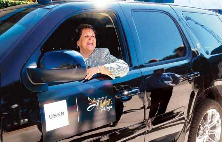 Patricia Bates, Mayor of Altamonte Springs, Florida