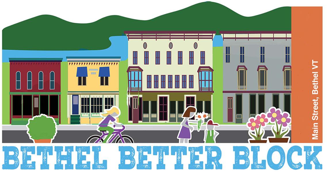 The Bethel Better Block logo