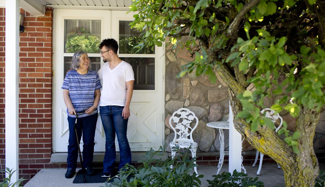 Dorothy Chilkott, AARP Livable Communities, Age-Friendly Auburn Hills, Michigan