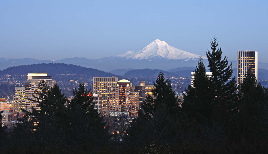 Skyine Portland, Oregon, Age-Friendly Action
