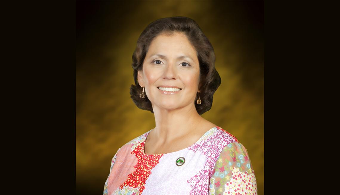 Rose Gowan, M.D., Portrait, Public Health and Age-Friendly Communities