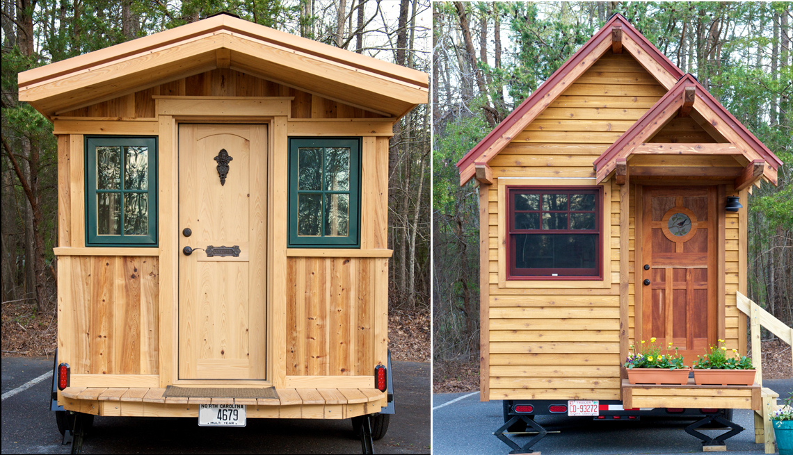 Tiny Houses, AARP Liveable Communities, iny Houses Are Becoming a Big Deal