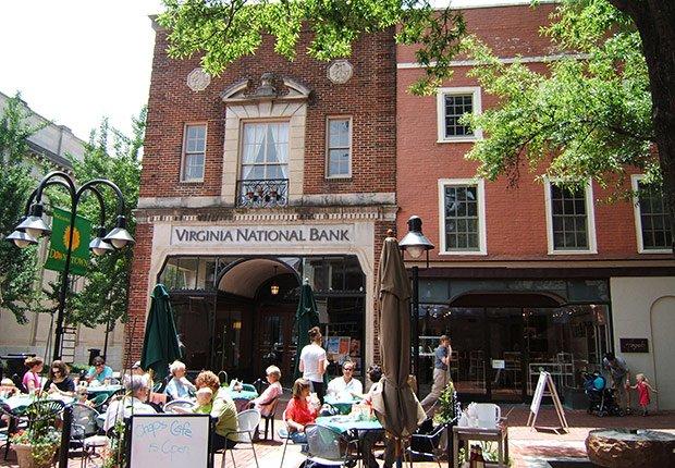 Downtown Charlottesville, Livable Communities