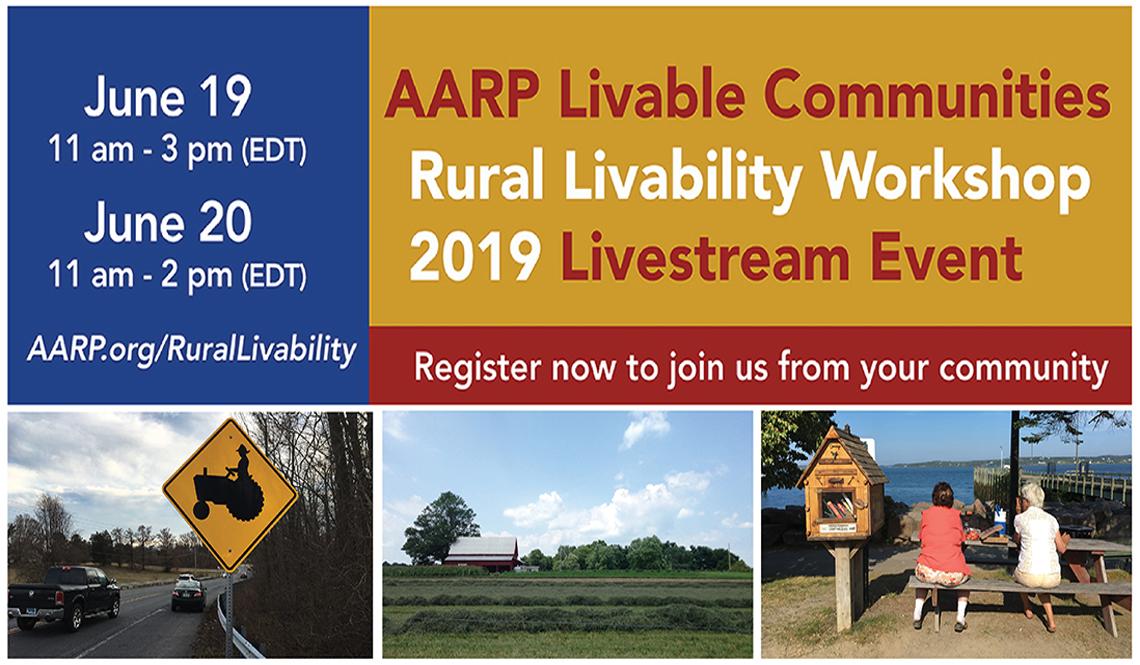 AARP Rural Livability Workshop
