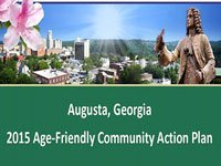 Cover of the Augusta, Georgia, Age-Friendly Action Plan