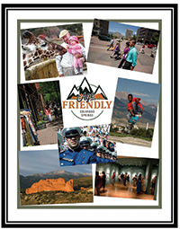 Cover of the Colorado Springs Age-Friendly Action Plan
