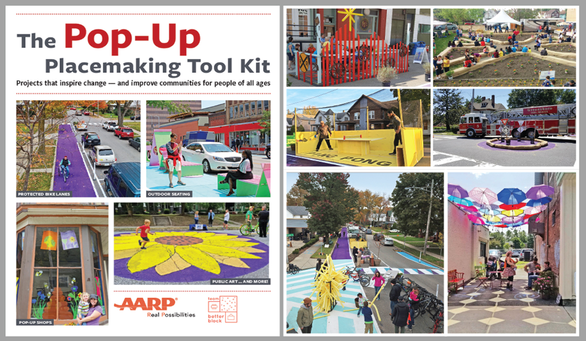 The Pop-Up Placemaking Tool Kit