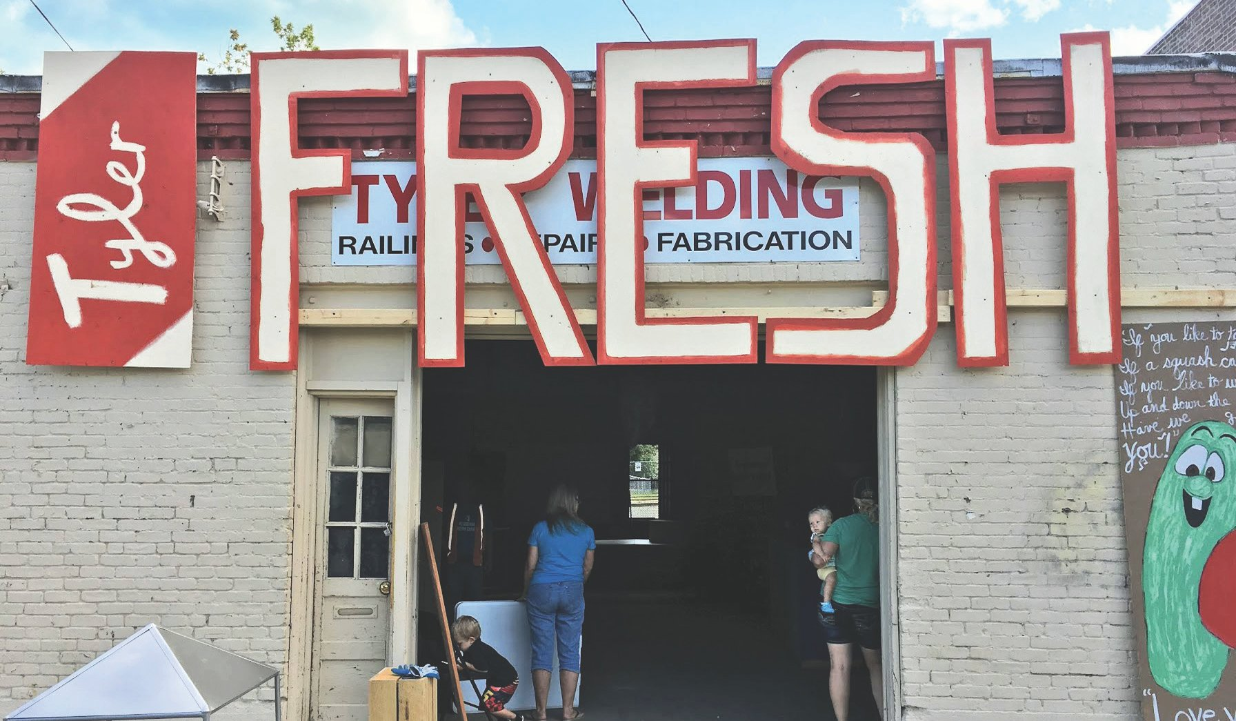 Storefront Facade