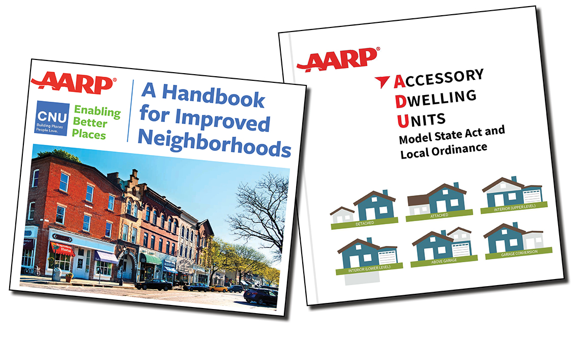Enabling Better Places and ADU Model State Act and Local Ordinance