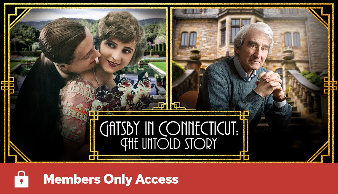 Gatsby in Connecticut The Untold Story