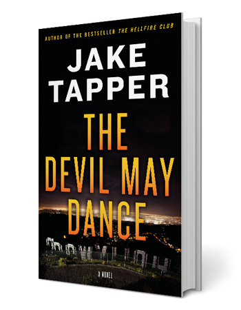 'The Devil May Dance' by Jake Tapper book cover