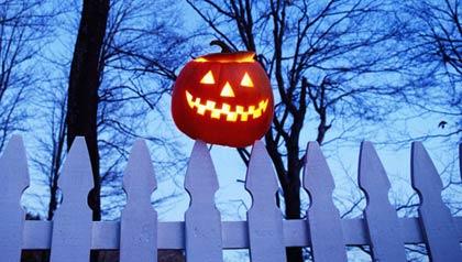 Calabaza para el Halloween