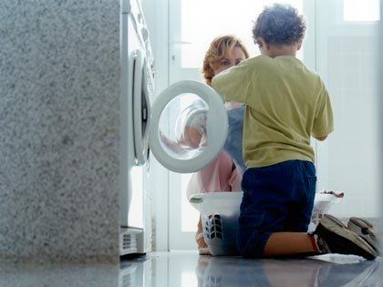 Como ayudar a sus nietos sin gastar dinero