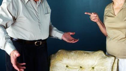 5 Cosas que debemos saber sobre el divorcio para parejas mayores