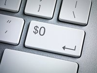 saving challenge free stuff on the internet key board with $0