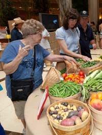 Mario Batali's Farmer's Market