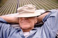 Para algunos, el retiro significa descansar y relajarse.