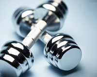 99 Ways to Save Money on healthcare-dumbbell weights