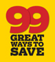 99 great ways to save icon