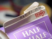 Cartón de leche - Cómo detener el desperdicio de comida