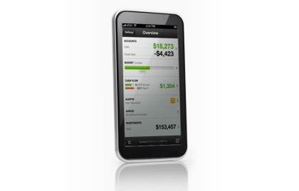 Mint, aplicaciones para administrar su dinero