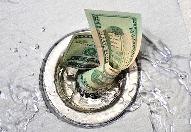 10 desperdicios de dinero