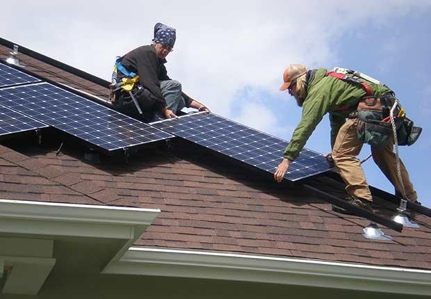 utilities savings save spring ways slideshow solar panels dryer cable box plant trees