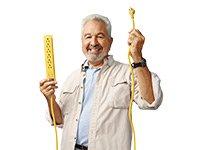 Home improvement expert Bob Vila.