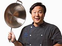 El chef y dueño de un restaurante, Ming Tsai.