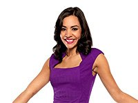 Entertainment Weekly correspondent Nina Terrero.
